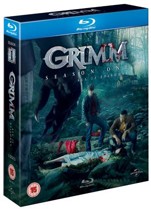 Grimm: Season 1 (2011) (Blu-ray) (Box Set) (Retail / Rental)