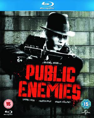 Public Enemies (2009) (Blu-ray) (Deleted)