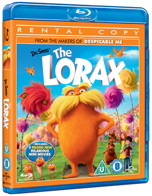 The Lorax (2012) (Blu-ray) (Deleted)