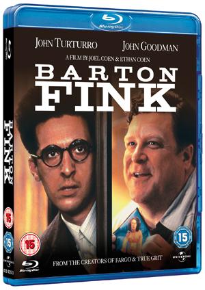 Barton Fink (1991) (Blu-ray) (Retail / Rental)