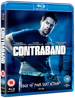Contraband (2012) (Blu-ray) (Irish Version) (Retail Only)