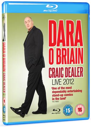 Dara O'Briain: Craic Dealer - Live 2012 (2012) (Blu-ray) (Retail / Rental)