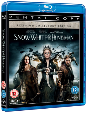 Snow White and the Huntsman (2012) (Blu-ray) (Deleted)