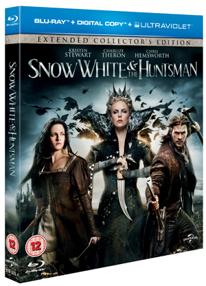 Snow White and the Huntsman (2012) (Blu-ray) (+ UltraViolet Copy and Digital Copy) (Retail Only)