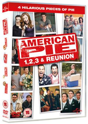 American Pie/American Pie 2/American Pie: The Wedding/American... (2012) (Box Set) (Retail Only)