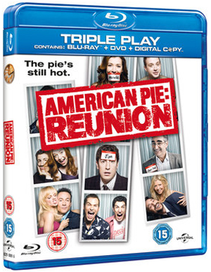 American Pie: Reunion (2012) (Blu-ray) (+ DVD + Digital Copy - Triple Play (Irish Version)) (Retail Only)