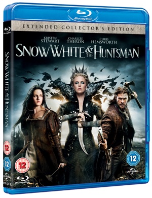Snow White and the Huntsman (2012) (Blu-ray) (Irish Version) (Deleted)