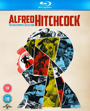 Alfred Hitchcock: The Masterpiece Collection (1976) (Blu-ray) (Box Set) (Retail Only)