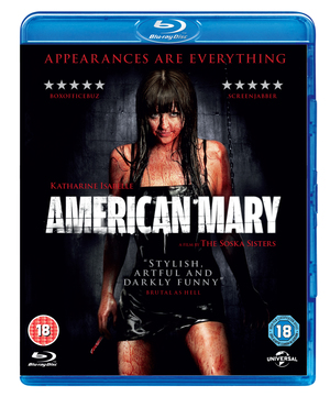 American Mary (2012) (Blu-ray) (Retail / Rental)