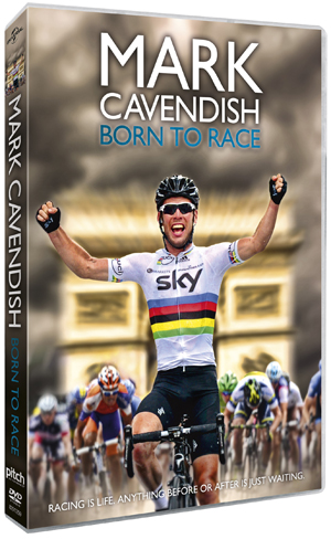 Mark Cavendish: Born to Race (2012) (Retail / Rental)