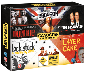 British Gangster Collection (2009) (Box Set) (Deleted)