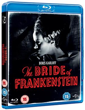 The Bride of Frankenstein (1935) (Blu-ray) (Retail / Rental)