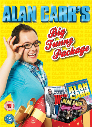 Alan Carr: Tooth Fairy Live/Now That's What I Call a Ding Dong/.. (2011) (Box Set) (Deleted)