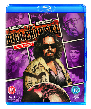 The Big Lebowski (1997) (Blu-ray) (Limited Edition) (Deleted)