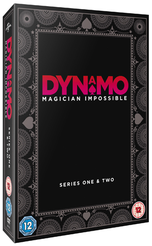 Dynamo - Magician Impossible: Series 1 and 2 (2012) (Retail Only)