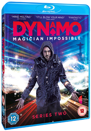 Dynamo - Magician Impossible: Series 2 (2012) (Blu-ray) (Retail / Rental)