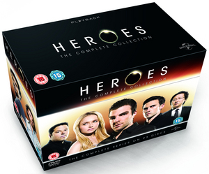 Heroes: The Complete Collection (2010) (Box Set) (Retail Only)