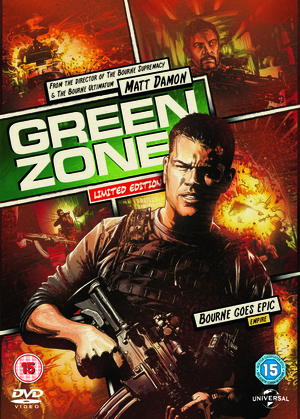 Green Zone (2010) (Limited Edition) (Deleted)