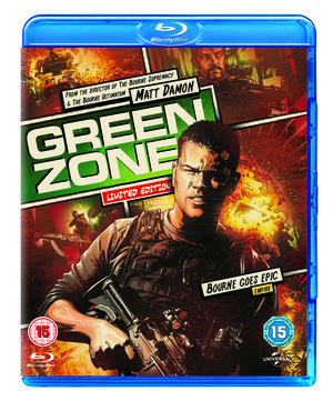 Green Zone (2010) (Blu-ray) (Limited Edition) (Retail Only)