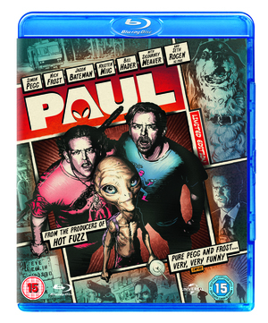Paul (2011) (Blu-ray) (Limited Edition) (Deleted)