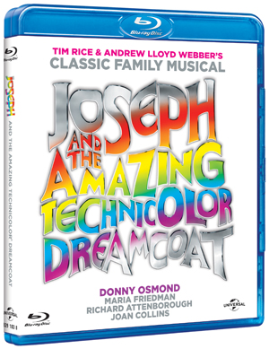 Joseph and the Amazing Technicolor Dreamcoat (1999) (Blu-ray) (Retail / Rental)