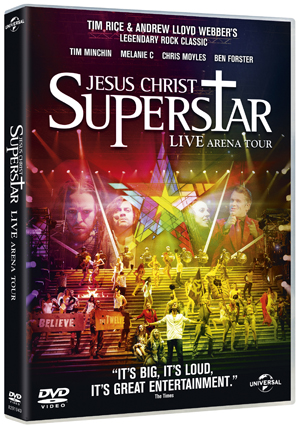 Jesus Christ Superstar - Live Arena Tour 2012 (2012) (Retail / Rental)