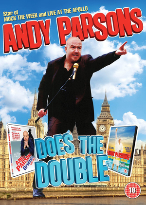 Andy Parsons: Britain's Got Idiots Live/Gruntled Live 2011 (2012) (Retail Only)