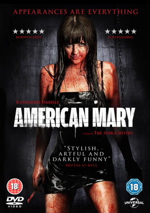 American Mary (2012) (Retail / Rental)