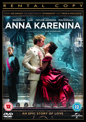 Anna Karenina (2012) (Rental)