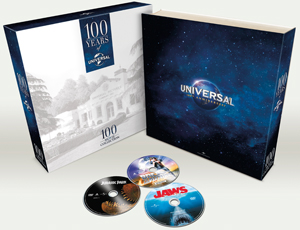 100 Years of Universal - 100 Movie Collection (2012) (Limited Edition Box Set) (Deleted)