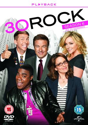 30 Rock: Season 6 (2012) (Box Set) (Retail / Rental)