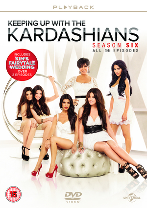 Keeping Up With the Kardashians: Season 6 (2011) (Box Set) (Retail / Rental)