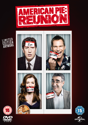 American Pie: Reunion (2012) (Limited Edition) (Deleted)