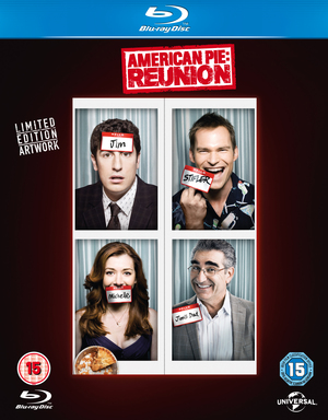 American Pie: Reunion (2012) (Blu-ray) (Limited Edition) (Deleted)