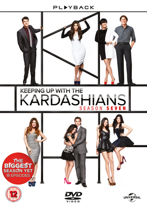 Keeping Up With the Kardashians: Season 7 (2012) (Box Set) (Retail / Rental)