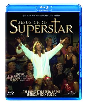 Jesus Christ Superstar (2000) (Blu-ray) (Retail / Rental)