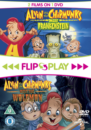 Alvin and the Chipmunks Meet Frankenstein/Meet the Wolfman (2000) (Retail / Rental)