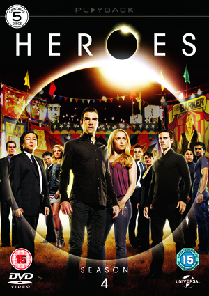 Heroes: Season 4 (2010) (Box Set) (Retail / Rental)
