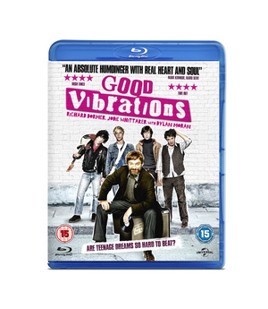 Good Vibrations (2012) (Blu-ray) (Retail Only)