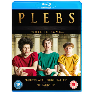 Plebs: Series 1 (2013) (Blu-ray) (Retail / Rental)