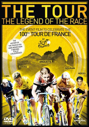 The Legend of the Tour De France (2013) (Retail / Rental)