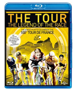 The Legend of the Tour De France (2013) (Blu-ray) (Deleted)