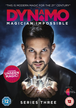 Dynamo - Magician Impossible: Series 3 (2013) (Box Set) (Retail / Rental)