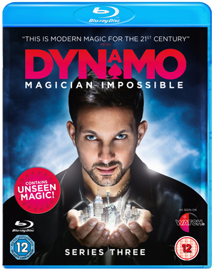 Dynamo - Magician Impossible: Series 3 (2013) (Blu-ray) (Retail / Rental)
