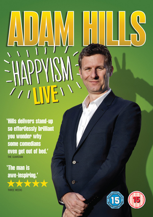 Adam Hills: Happyism (2013) (Retail / Rental)