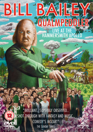 Bill Bailey: Qualmpeddler (2013) (Retail / Rental)