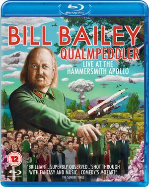 Bill Bailey: Qualmpeddler (2013) (Blu-ray) (Retail / Rental)