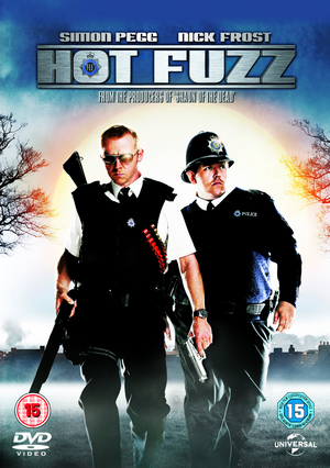 Hot Fuzz (2007) (Retail Only)