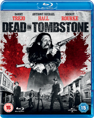 Dead in Tombstone (2013) (Blu-ray) (Retail Only)