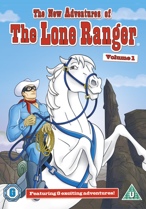 The New Adventures of the Lone Ranger: Series 1 (1980) (Retail / Rental)